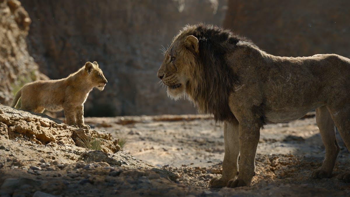 Nya Lejonkungen känns helt meningslös