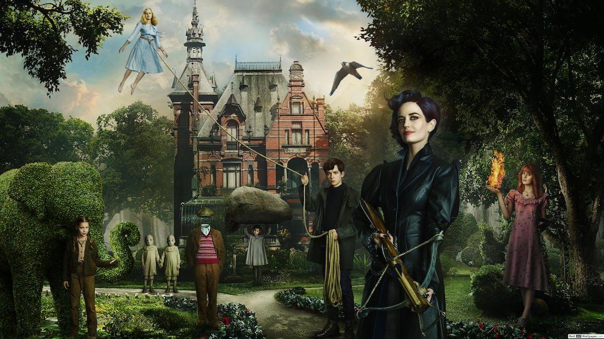 Miss Peregrines hem for besynnerliga barn