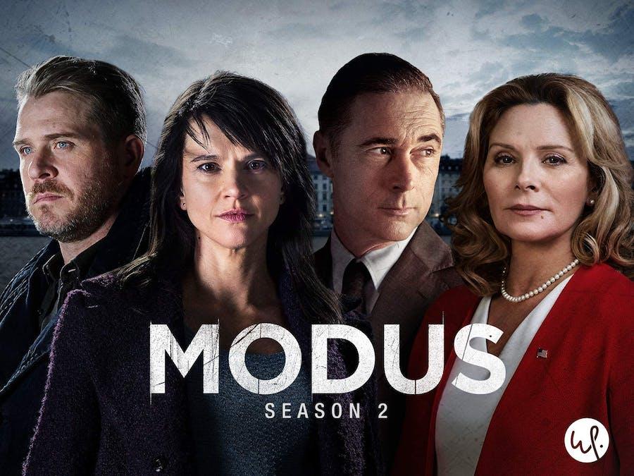 Intervju – dessa dyker upp i Modus säsong 2