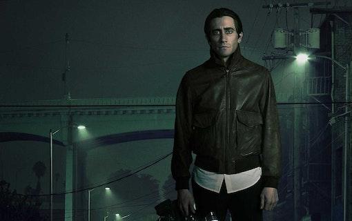 Jake Gyllenhaal i Nightcrawler