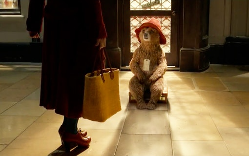 Stillbild ur Paddington.