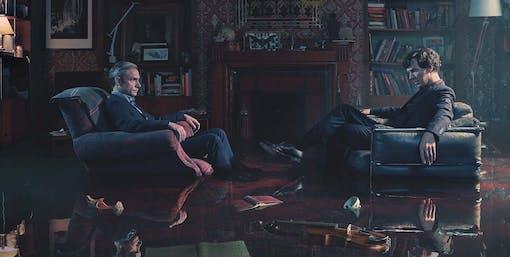 BBC Sherlock: The Six Thatchers
