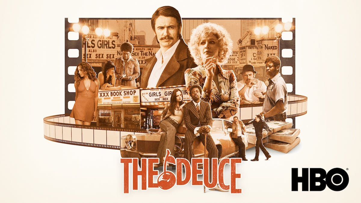 The Deuce på HBO