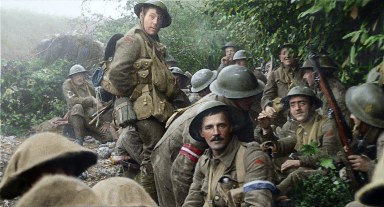 They Shall Not Grow Old (2018)