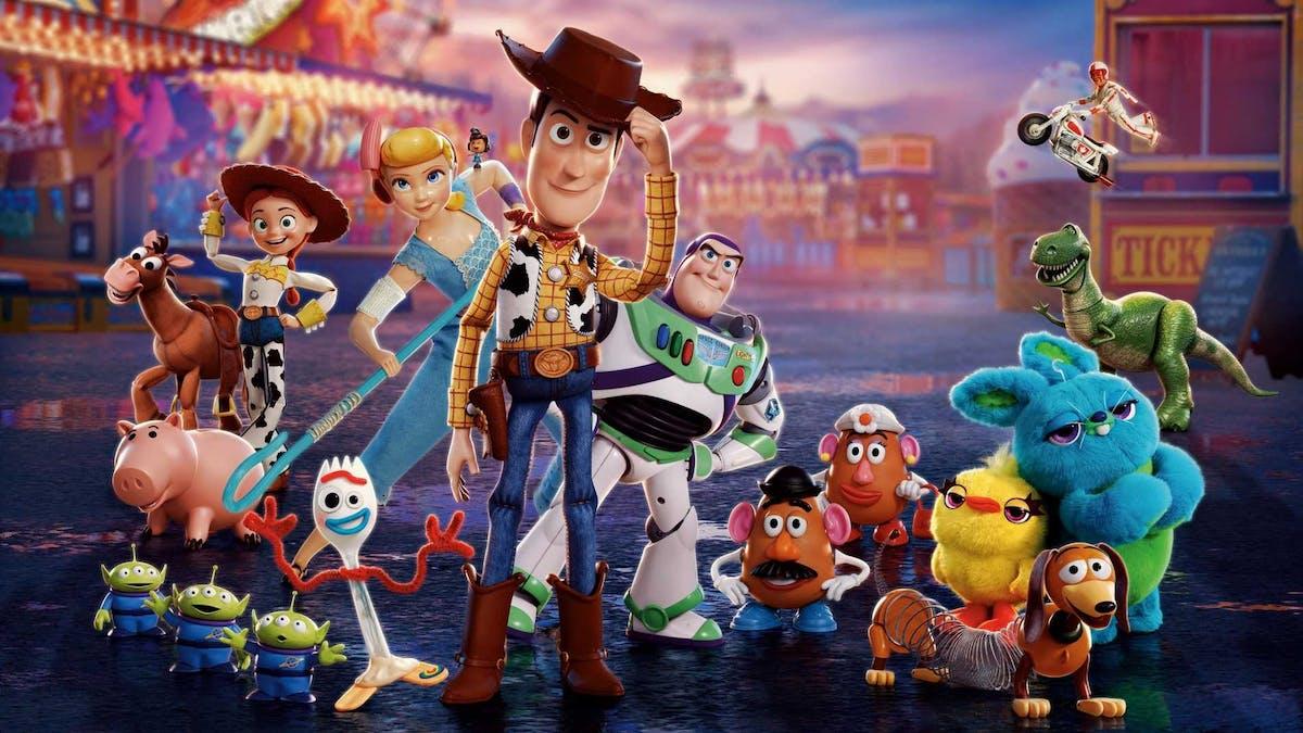 konceptbild för Toy Story 4
