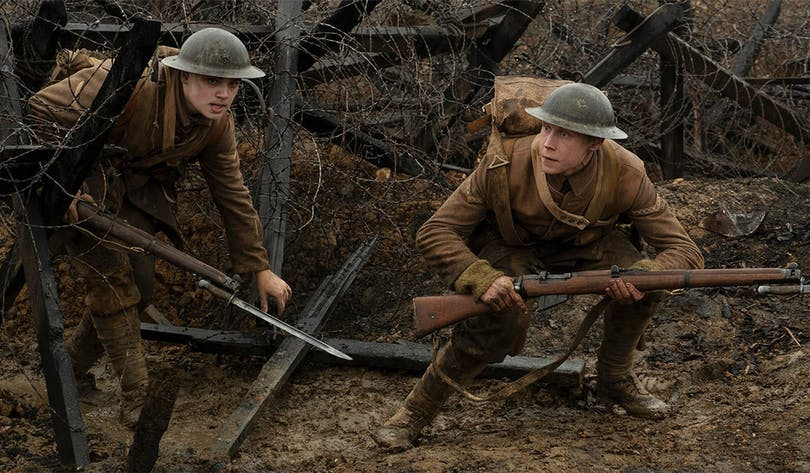 bild från filmen 1917