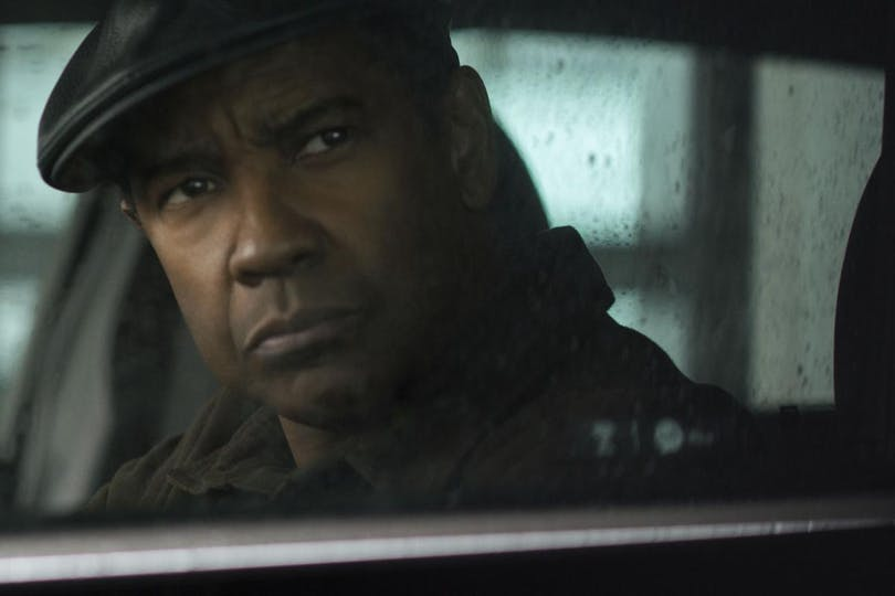 EXKLUSIVT: Denzel Washington om arbetet med Equalizer 2