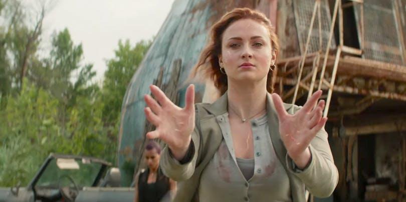 Intervju: Sophie Turner om Dark Phoenix och hålla hemligheter