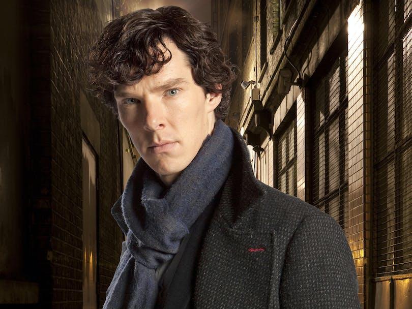 Benedict Cumberbatch – blivande stjärna