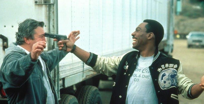Eddie Murphy i Snuten i Hollywood