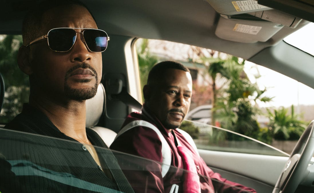 Will Smith och Martin Lawrence i Bad Boys For Life. Foto: Sony Pictures Releasing.