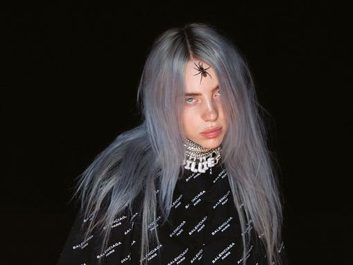 Billie Eilish gör Bondlåten till No Time To Die