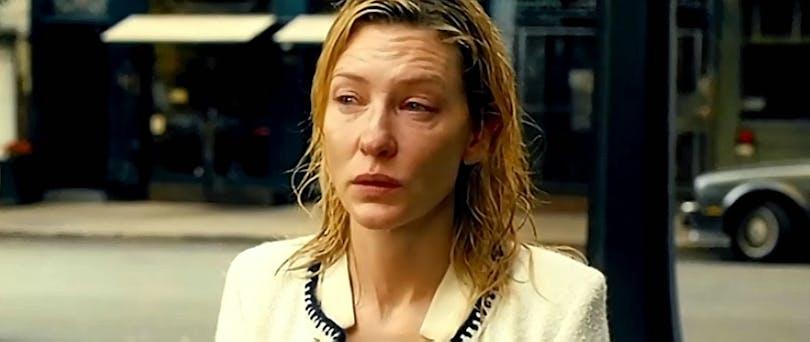 Cate Blanchett i Blue Jasmine. Foto: Sony Pictu6res Classics.
