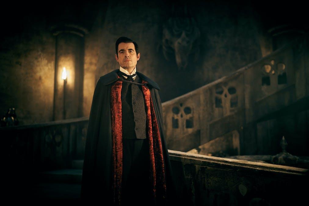 Filmer med Dracula
