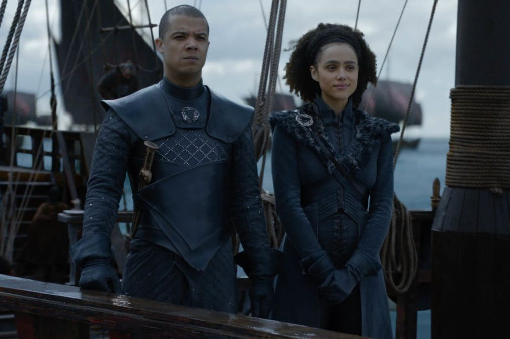 Game of Thrones – 804 – Intrigerna tätnar