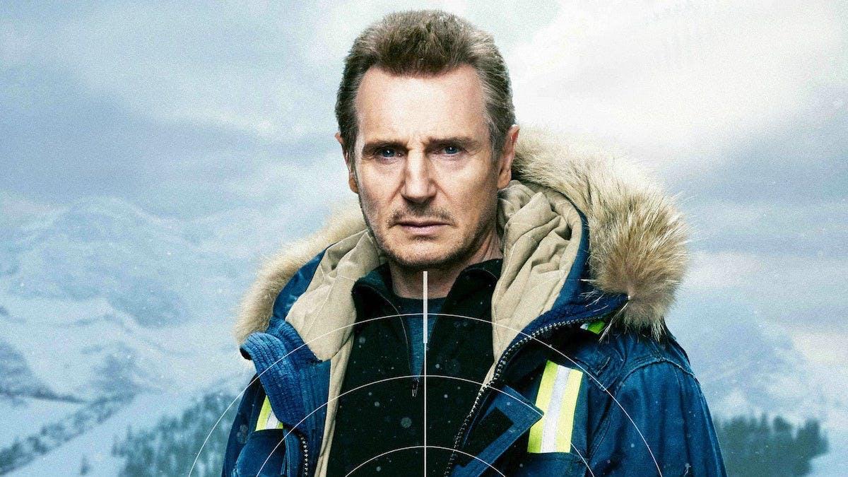 Liam Neesons basta filmer