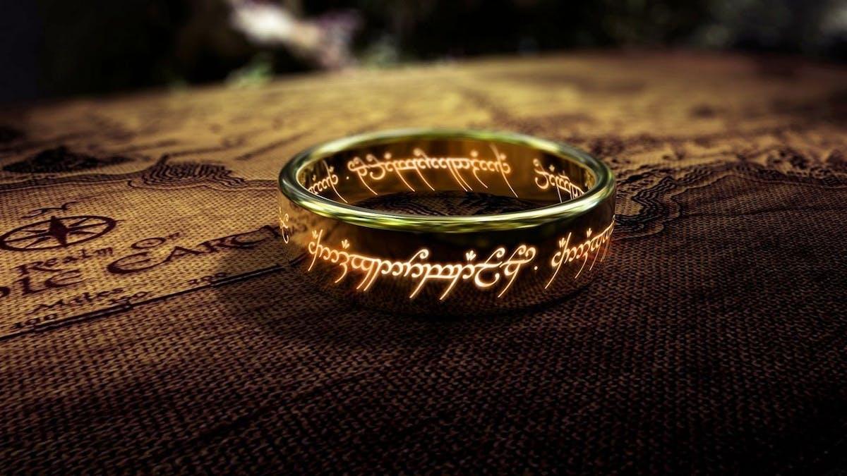 Sagan om Ringen serien skjuts upp