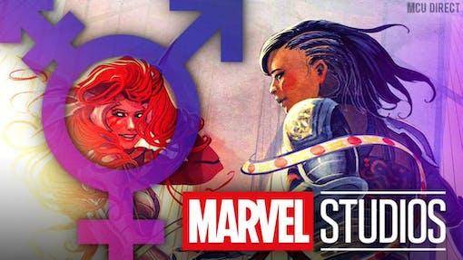 Marvel trans