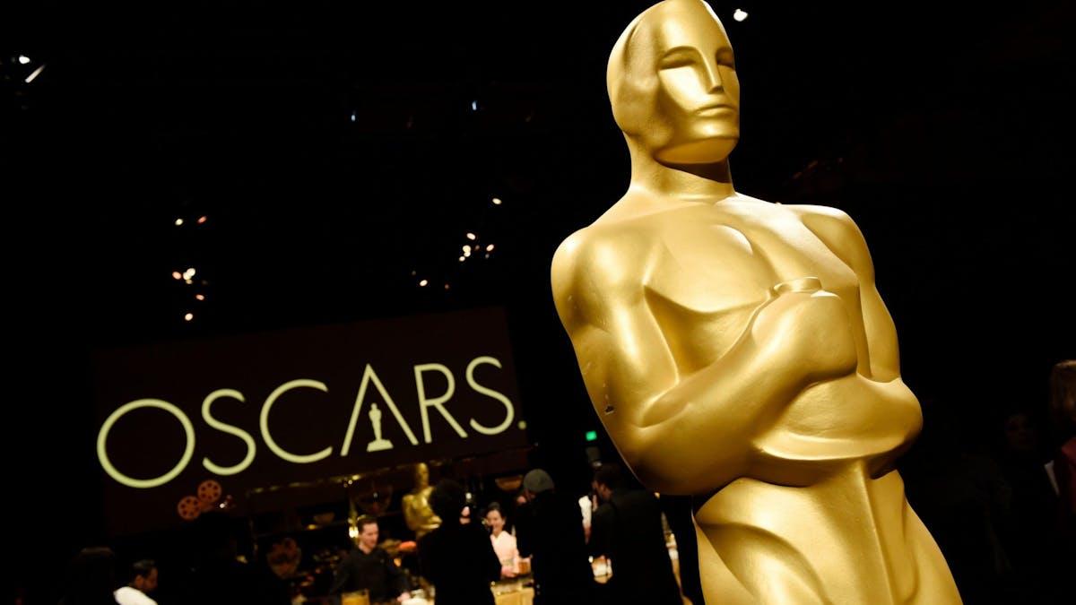 En Oscarstatyett. Foto: Deadline