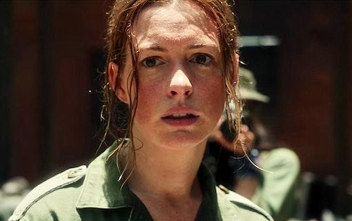 Spännande trailer till mystisk thriller –med Anne Hathaway och Ben Affleck