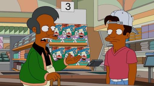 Hank Azaria slutar som Apu i The Simpsons