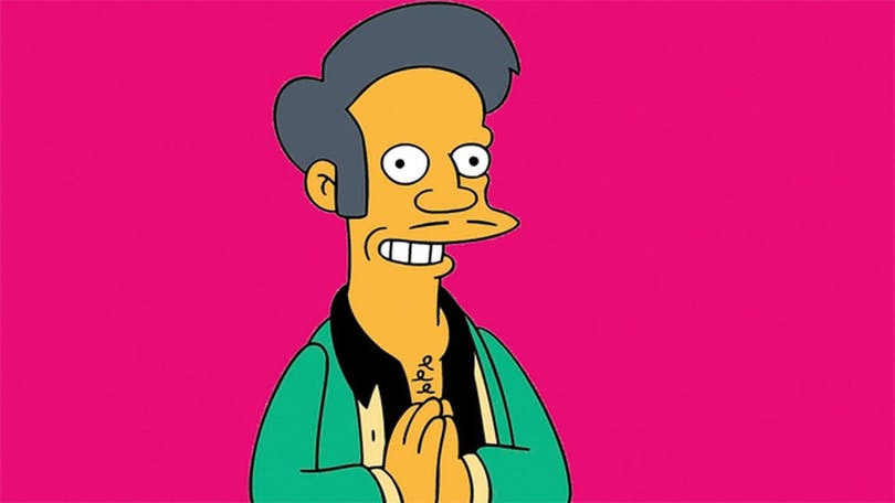 apu i the simpsons