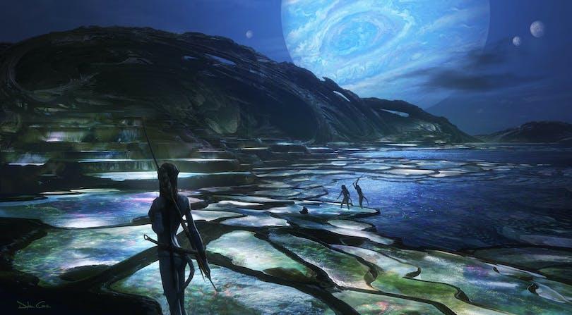 Avatar Conceptbild