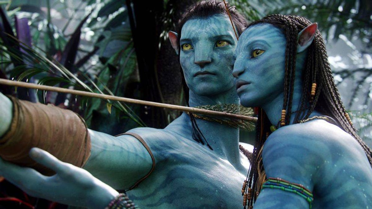 Första titten bakom kulisserna på Avatar 2
