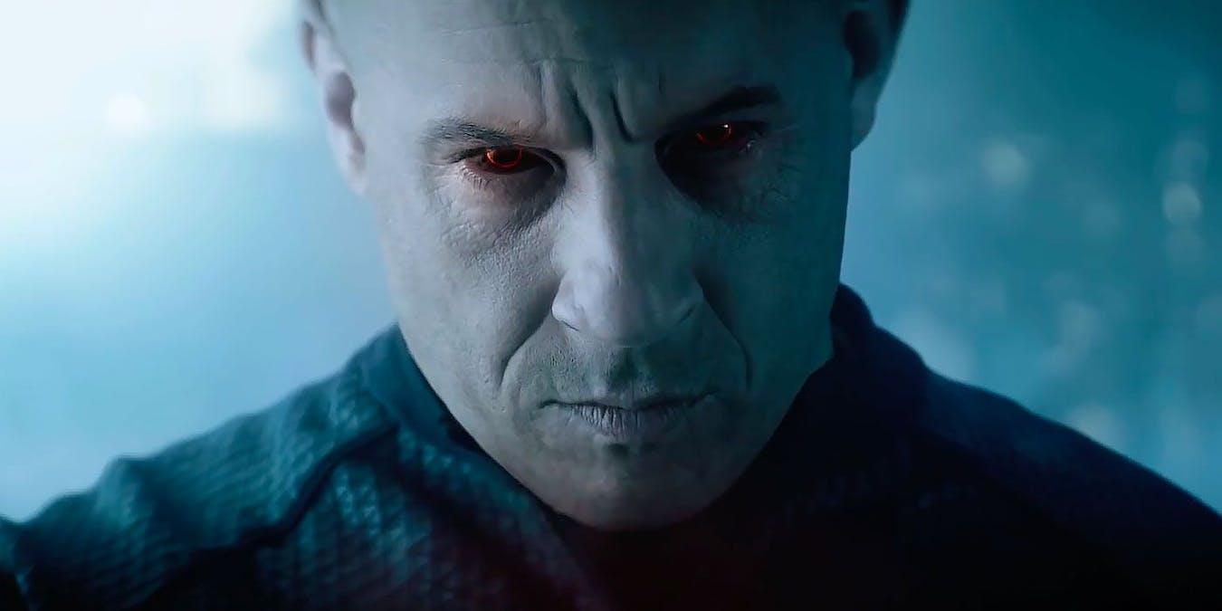 Se inledningen på Bloodshot med Vin Diesel