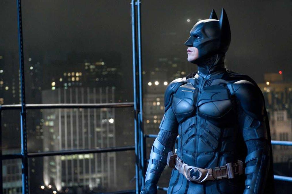 Batman lista filmer