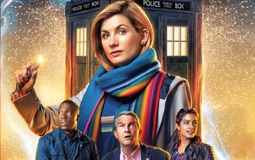 Trailer till Doctor Whos nya säsong