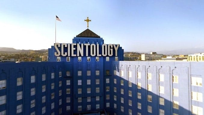 Fångade av Scientologin
