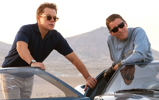 Matt Damon i ny storfilm av James Mangold