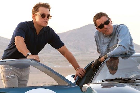 Matt Damon i ny storfilm av James Mangold