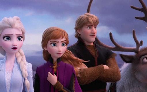 Frost 2 drar in mer pengar än någon annan animerad film
