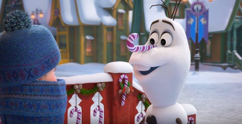"""Stillbild ur """"Frost"""" (2013)."""