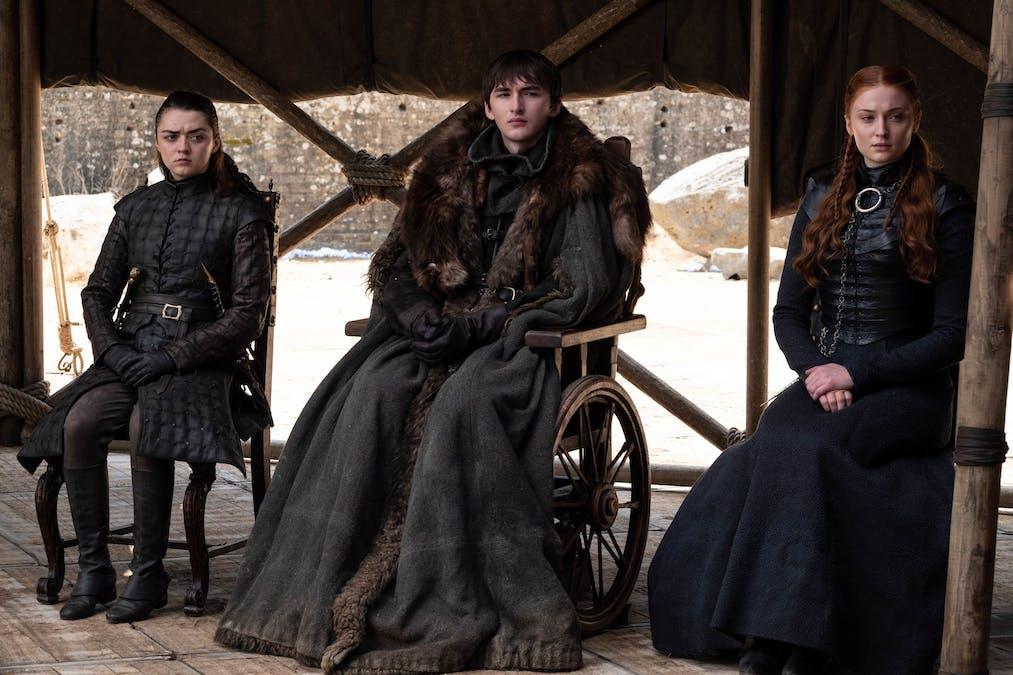 Sista avsnittet av Game of Thrones – Ett värdigt slut (?)