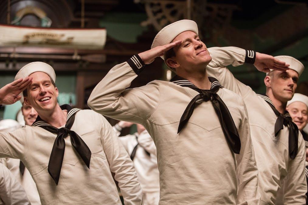Channing Tatum leder Disneys efterlängtade musikalfilm