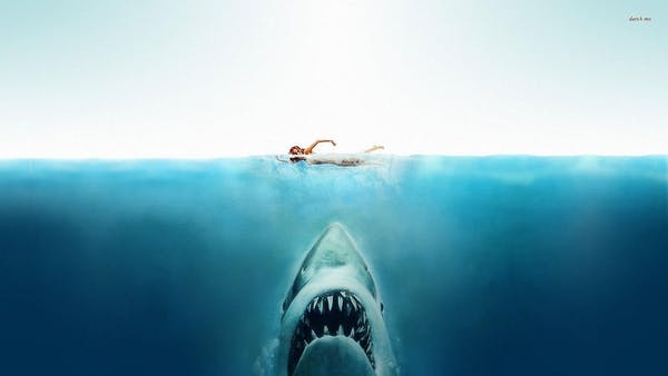 Hajen blir musikal