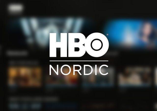logotypen för HBO Nordic.