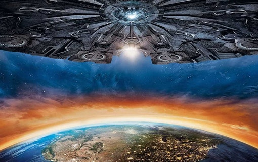 Filmer om Area 51 – Låt oss titta på utomjordingar!