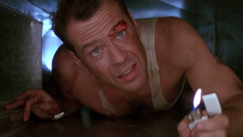 Bruce Willis i Die Hard