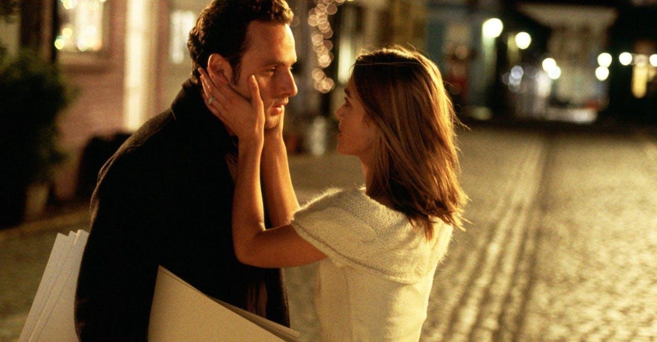Filmsnack inför första dejten