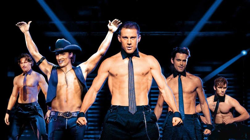 Channing Tatum i Magic Mike.