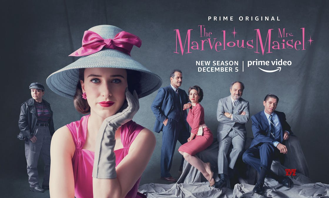 """The Marvelous Mrs. Maisel"" (säsong 3)"