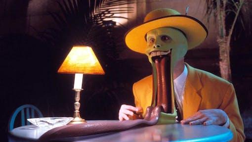 Jim Carrey kan tänka sig att göra Masken 2