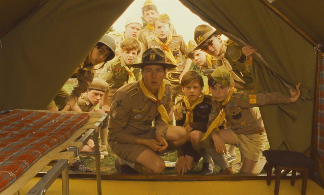 Wes Andersons bästa filmer