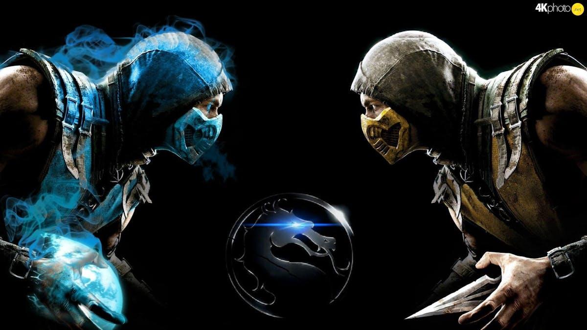 Animerad Mortal Kombatfilm släpps 2020
