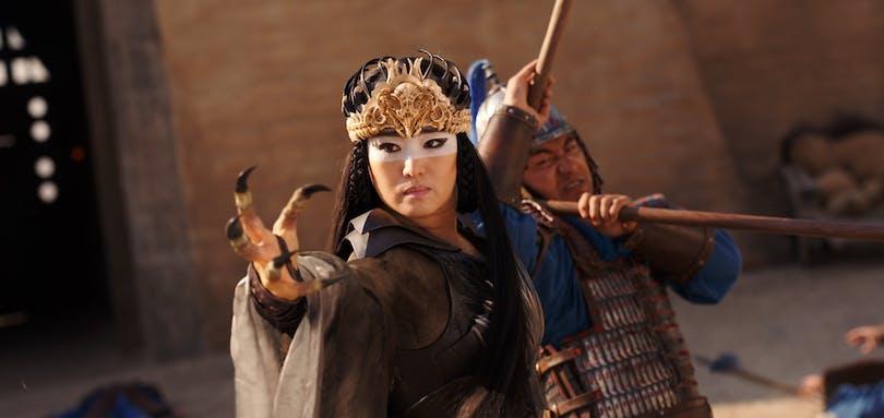 bild från mulan (2020)