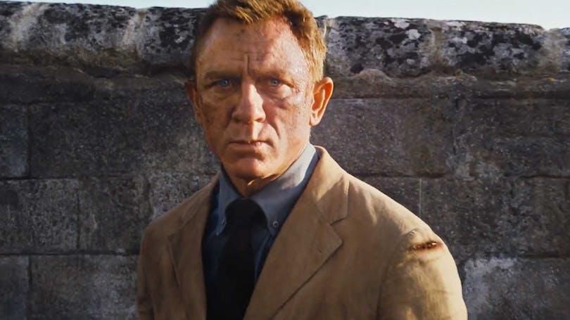 "Daniel Craig i ""No Time To Die""."